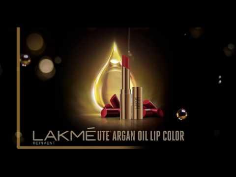Lakmé Absolute Argan Oil Lip Color infused with Argan Oil - BB