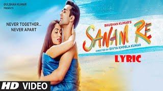 Sanam Re | Title Track | Arijit Singh, Mithoon