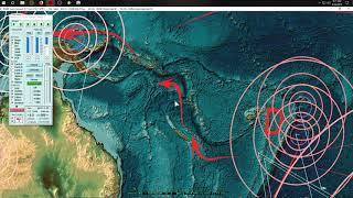 4/24/2019 -- Deep Earthquake Event underway -- Major earthquake activity possible -- Be prepared