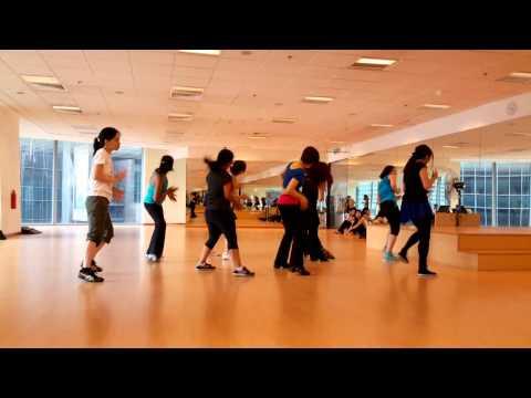 Fusion dance  Aa Ante Amalapuram Finale