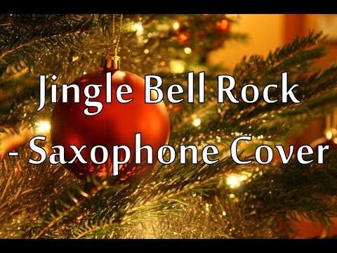 Jingle Bell Rock - Alto Sax Cover (w/Notes)
