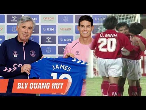 Q&A số 31   Trận đấu hay nhất của bóng đá Việt Nam - Everton dưới triều đại Carlo Ancelotti