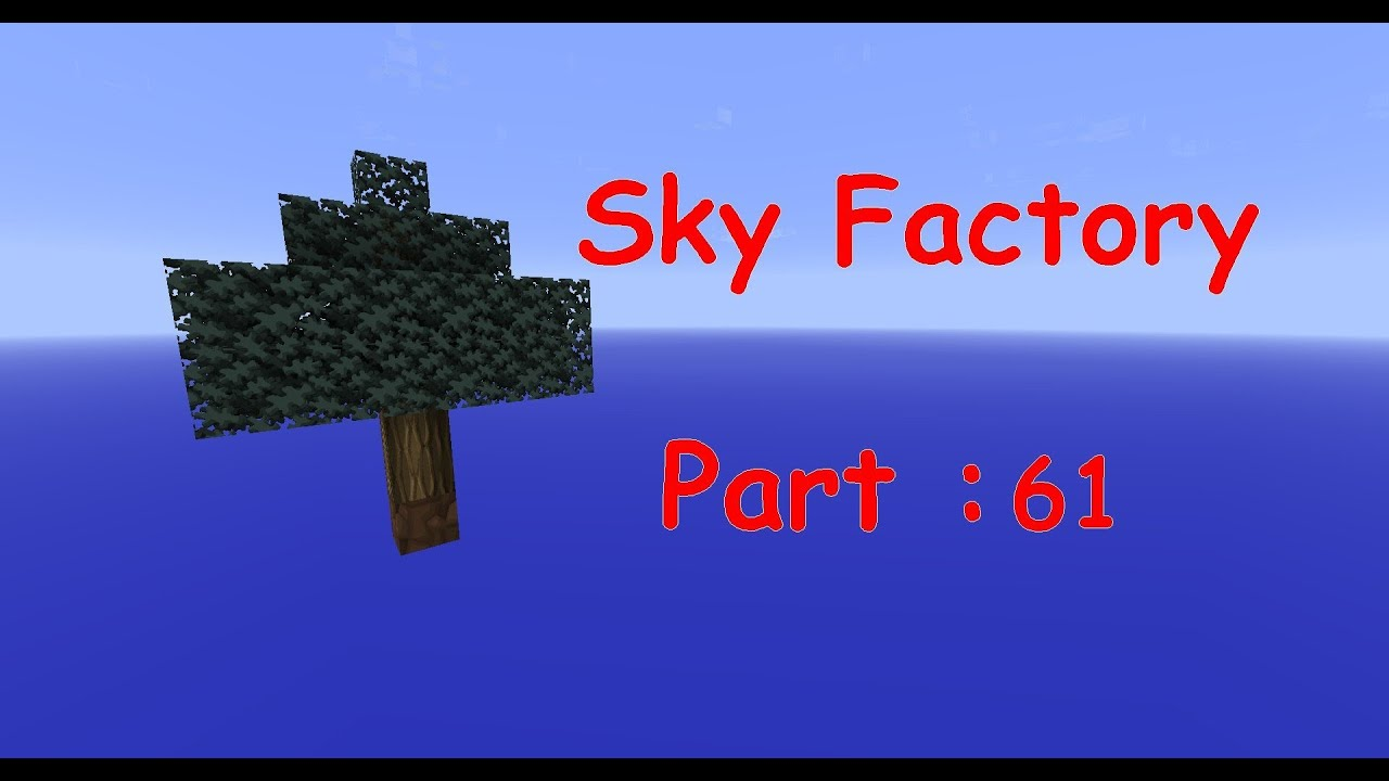 minecraft sky factory part 61 expensive torches youtube. Black Bedroom Furniture Sets. Home Design Ideas