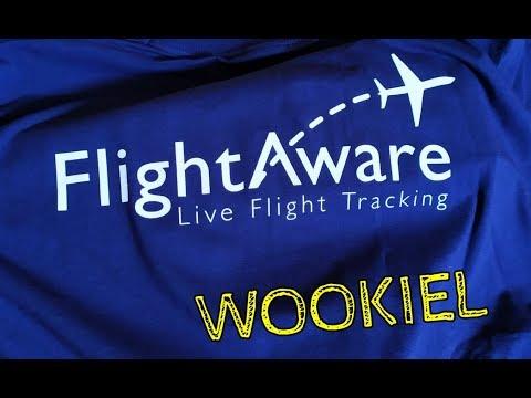 Flight Aware ( Air Traffic Live Tracking )