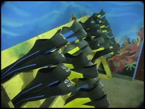 Rich Coast Diving, Spot TV