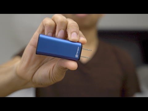 Hands-on with the DART-C - the world's smallest laptop charger