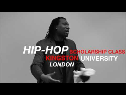 KRS ONE UK Lecture - Kingston University - gotkushTV/GKTV - Part 2