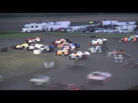 IMCA Modified feature Benton County Speedway 6/9/19
