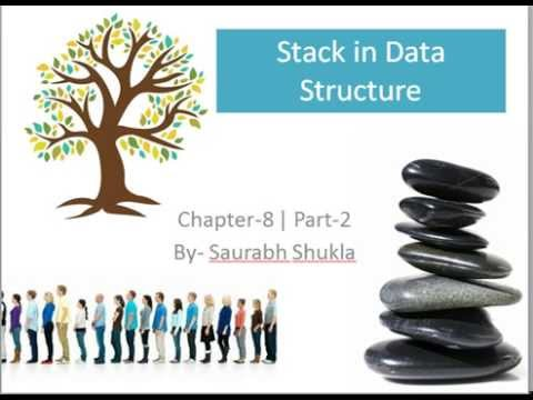Chapter 8 Stack in Data Structure Part 2 Hindi