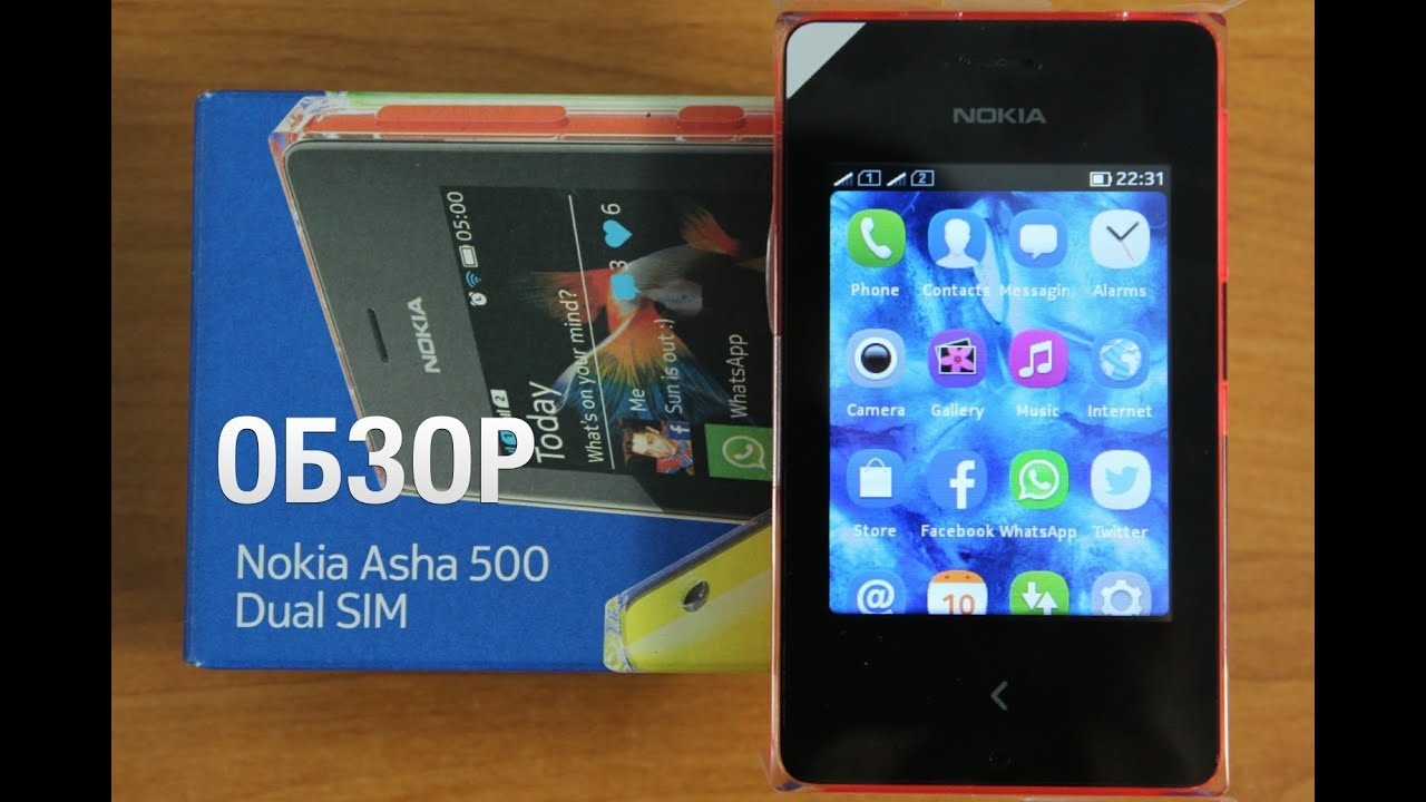 Nokia Asha 502 Hands on Review, Features, Camera and Overview HD .