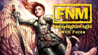 FNM with Force - Angel Overload (MTG 2015 Multiplayer)