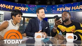 Kevin Hart's Dad Got Apple To Tweak Siri On His iPhone | TODAY streaming
