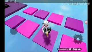 Gameplay de Roblox (PARKOUR!) Bjs vcs sao gente boa