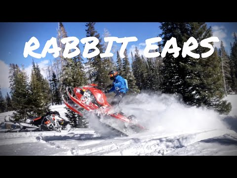 Steamboat Springs Backcountry Snowmobiling