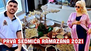 prva sedmica Ramazana 2021