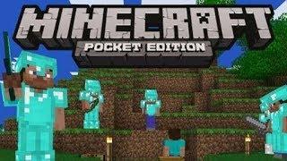 Venha me ver jogar no Minecraft - Pocket Edition no Omlet Arcade!