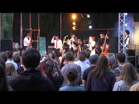 Suit Up - OldSchool, Live auf dem Ract 2013