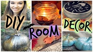 Easy Diy Fall Room Decor!: Cute Ways To Decorate Your Room!