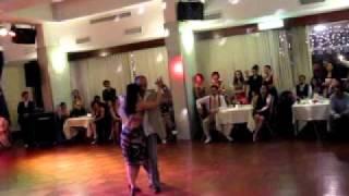 Horacio Godoy Y Laura Zaracho  - 14 Nov 2010 Farewell Milonga Performance 1 @ Hong Kong Tango Fest