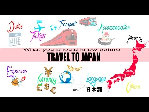 10 STEPS to PREPARE A TRIP to Japan #tips #youShouldKnow( JAPAN GUIDE 1/5)