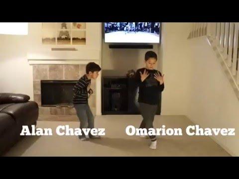 Omarion & Alan Chavez.