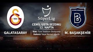 Galatasaray Başakşehir Maçı Canlı izle