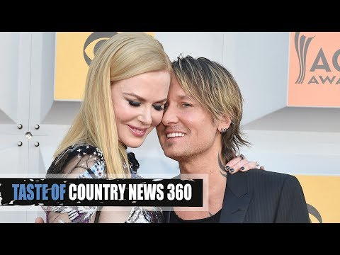 Keith Urban + Nicole Kidman Can't Stop Being Adorable - Taste of Country News 360