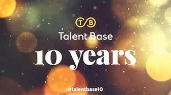 Talent Basen 10-vuotisjuhlat