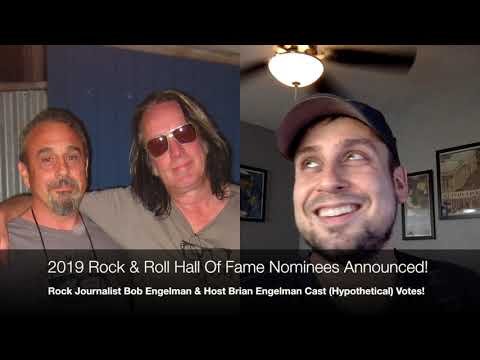 Which 2019 Rock & Roll Hall Of Fame Nominees Should Be Selected? We Debate! Mp3