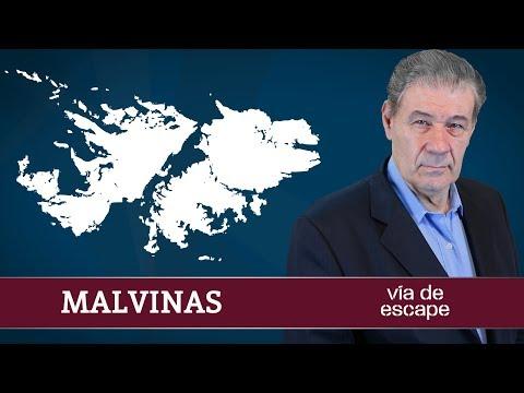 La entrega de Malvinas | Vía de Escape con Víctor Hugo Morales