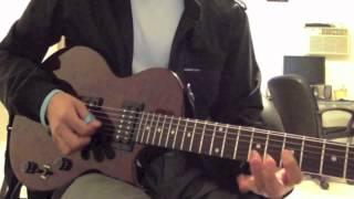 Debate de 4 - Romeo ft Luis Vargas, Raulin, Antony Santos Guitar/Guitarra Cover