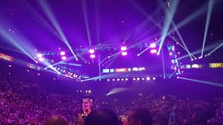 manny pacquiao vs keith thurman full fight live fight no commercial with crowd reaction.