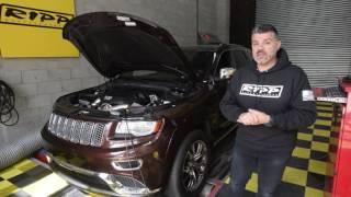 RIPP Supercharged Grand Cherokee 3.6 V6 8spd Dyno