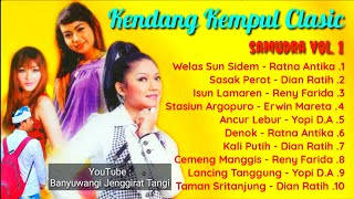 Album Kendang Kempul Clasic SAMUDRA Vol. 1