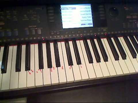 Yamaha Cvpb