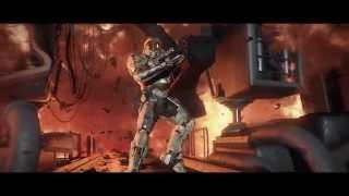 Halo 4 Alternate Reveal Trailer [Director's Cut]
