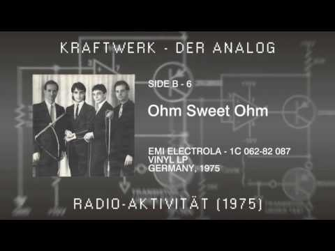 Kraftwerk - Radio-Aktivität (1975) Vinyl LP, Germany