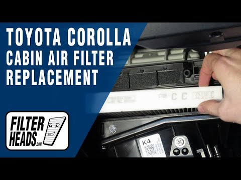 Toyota Corolla 2003-2008 Engine Air Filter OEM NEW!
