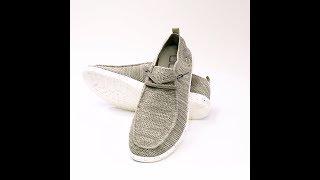 Hey Dude Shoes - 360° Wally Knit (Beige)