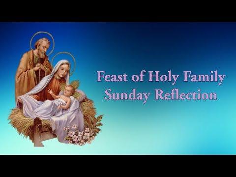 Holy Family Sunday (C) | Tips for a happy family life | Fr. Mahesh Babu, SHS | 30 December 2018