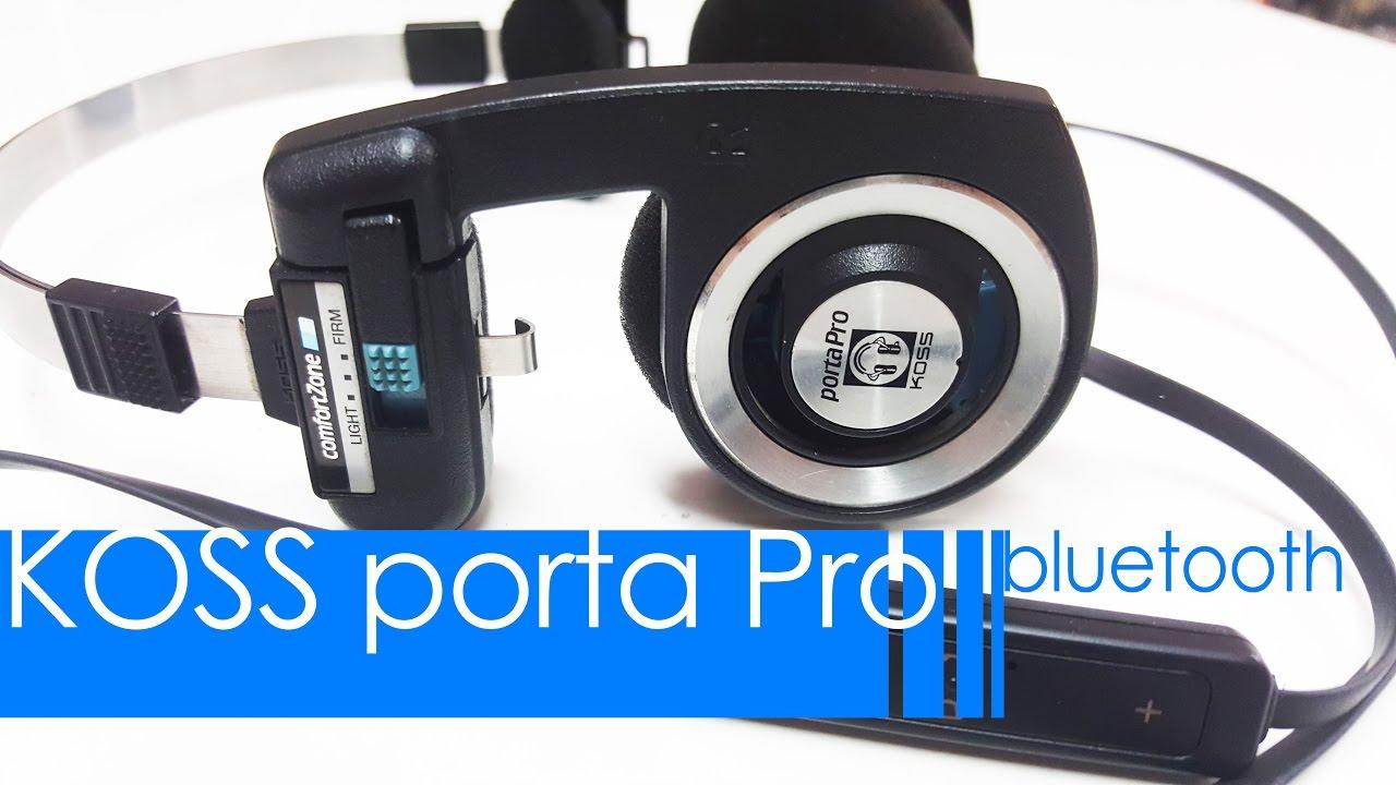 Koss porta pro bluetooth 1 - Koss porta pro ...
