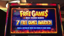 New Burning Bars - Bonus Free Spins at Lodge Casino