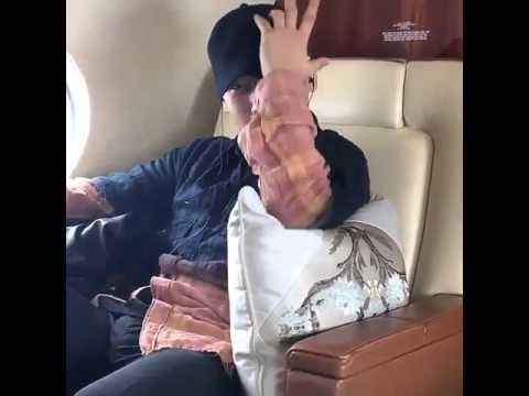 TOP (deleted) Instagram video of Seungri