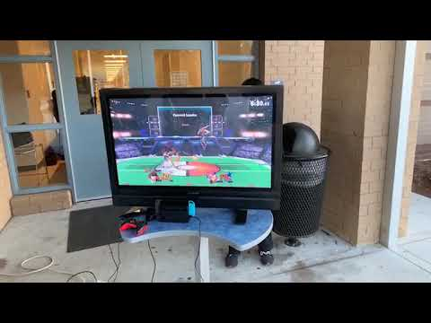 HSEL Smash May River High School vs Kettle Run High School