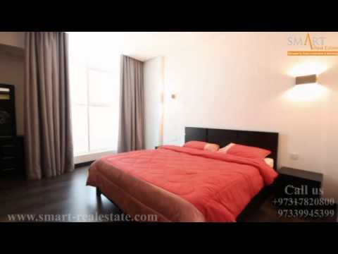 2BR flat for rent in Seef - Smart Real Estate Bahrain