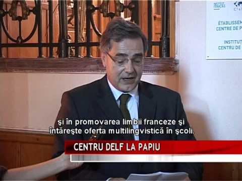 Thumbnail for Visite de François Saint-Paul à Cluj, Târgu Mureș et Sibiu (octobre 2014)