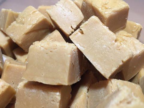 3 Ingredient Vanilla Fudge Recipe