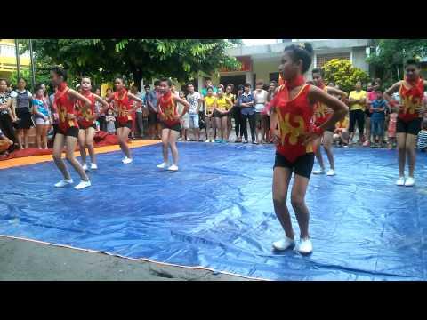 Thể dục nhịp điệu bài thiếu nhi