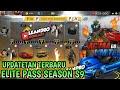 Bocoran Elite Pass Season 9 Free Fire Indonesia