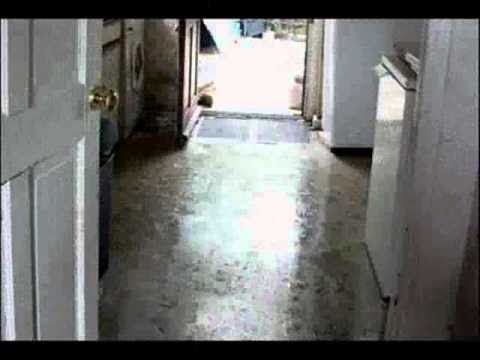 Flooded House New Port Richey - YouTube
